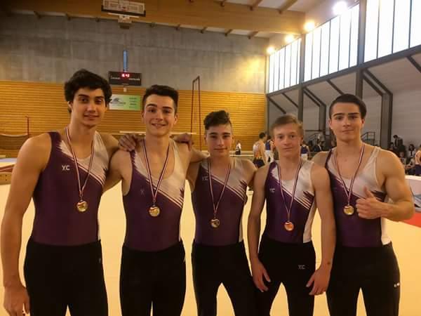 Championnat de Zone Sud Est par équipe à Bellegarde.