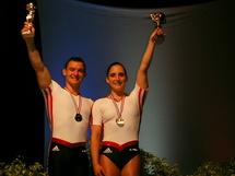 AURELIE JOLY et NICOLAS GARAVEL: LES NOUVEAUX CHAMPIONS SOLO 2009!