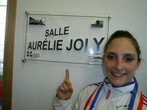 """INAUGURATION DE LA SALLE """"AURELIE JOLY"""" à ALBENS"""
