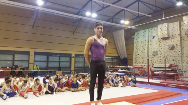 Anthony Marcellot champion en national 17 ans