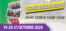Stage Découverte : Inscription