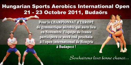 Hungarian Sports Aerobics International Open