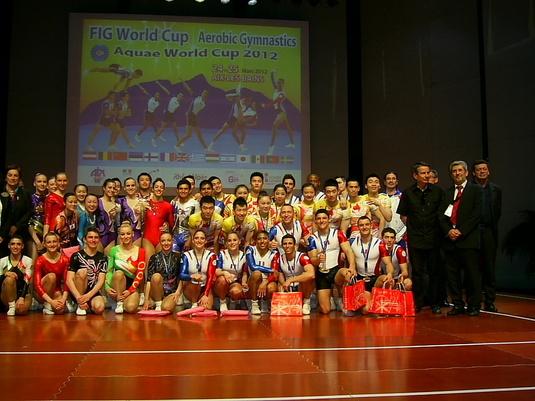 AQUAE WORLD CUP