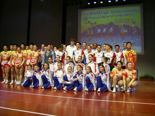 AQUAE WORLD CUP 2013