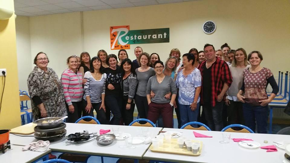 RENCONTRE DES JUGES NATIONAUX FEMININS