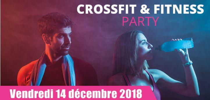 Crossfit et Fitness Party
