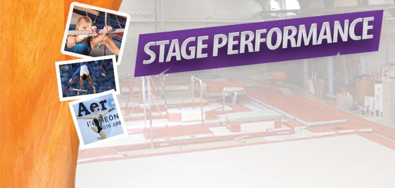 Stage Gym Performance - Vacances Toussaint - 2 au 5 Novembre 2021