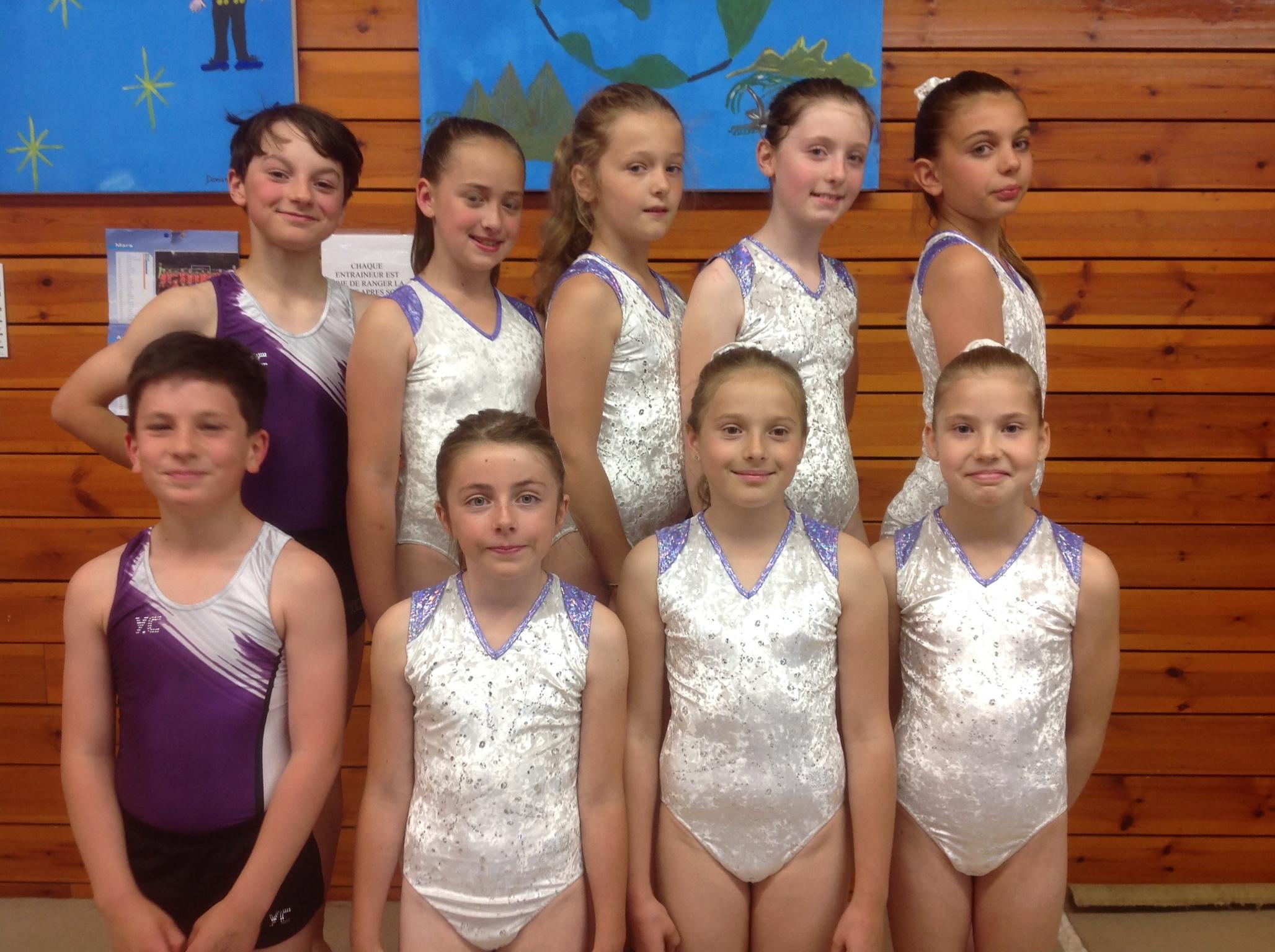 Gymnastique Artistique Féminine - Coupe Savoie à ALBERTVILLE