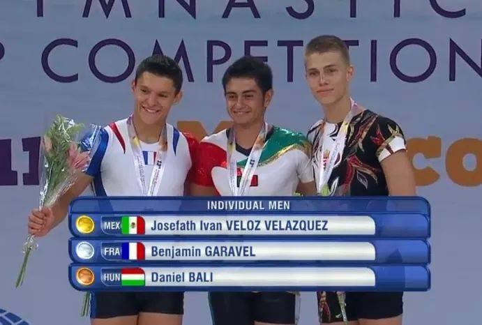 bravo, BENJAMIN, vice champion du monde