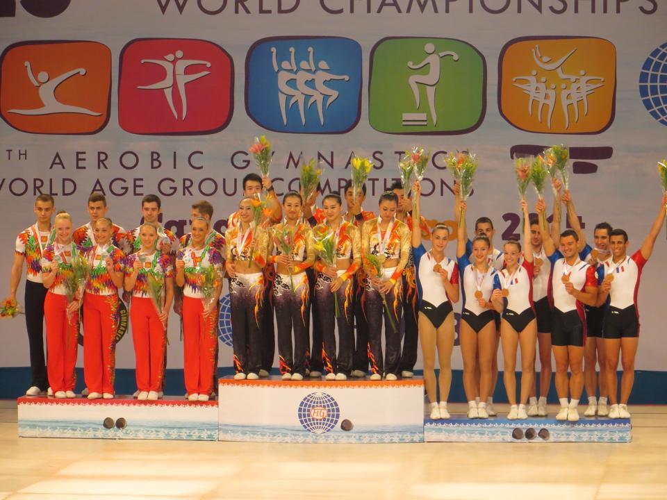 et encore un podium... l'aero step en bronze!