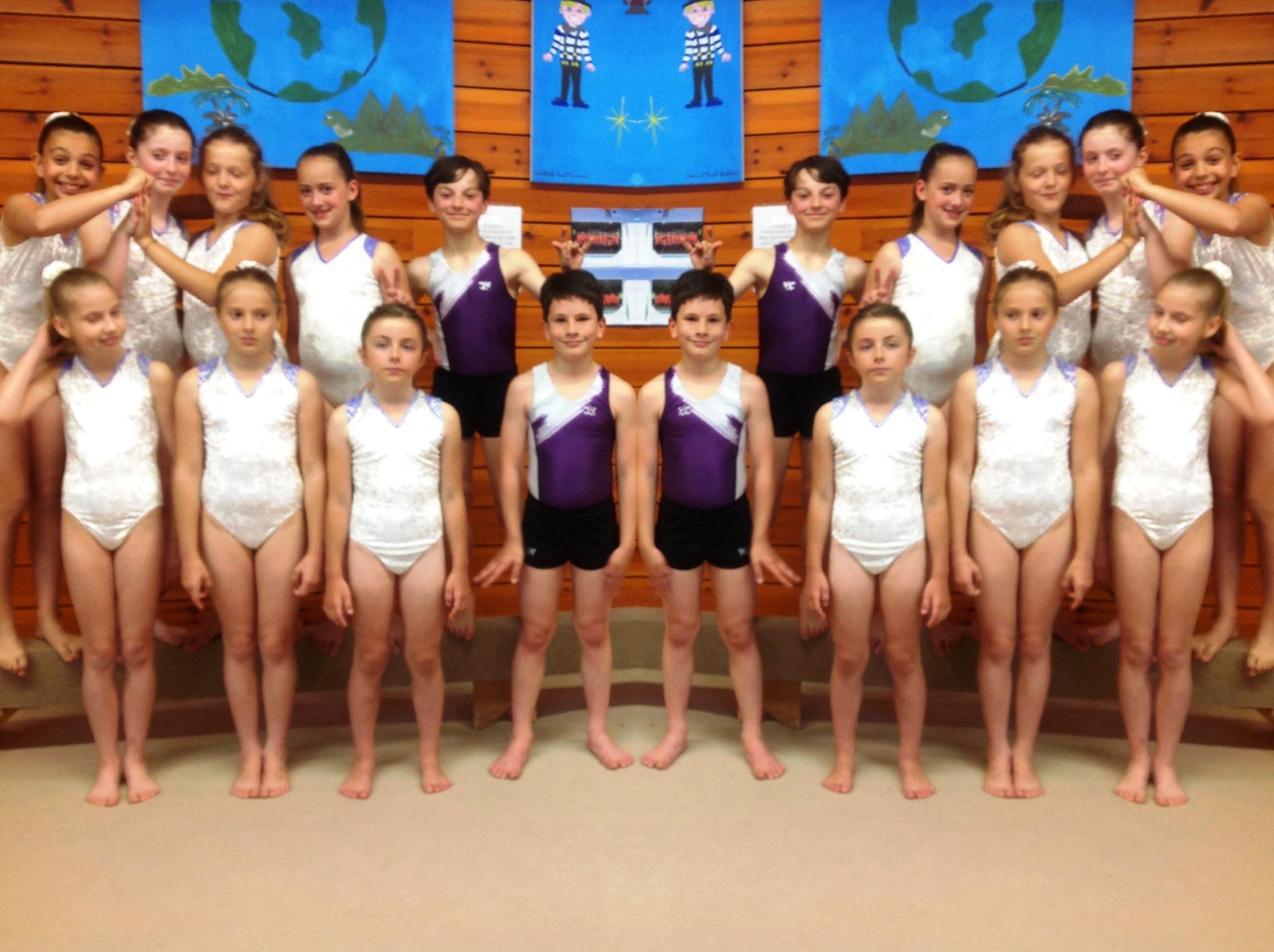 Gymnastique aérobic - Coupe Savoie à ALBERTVILLE