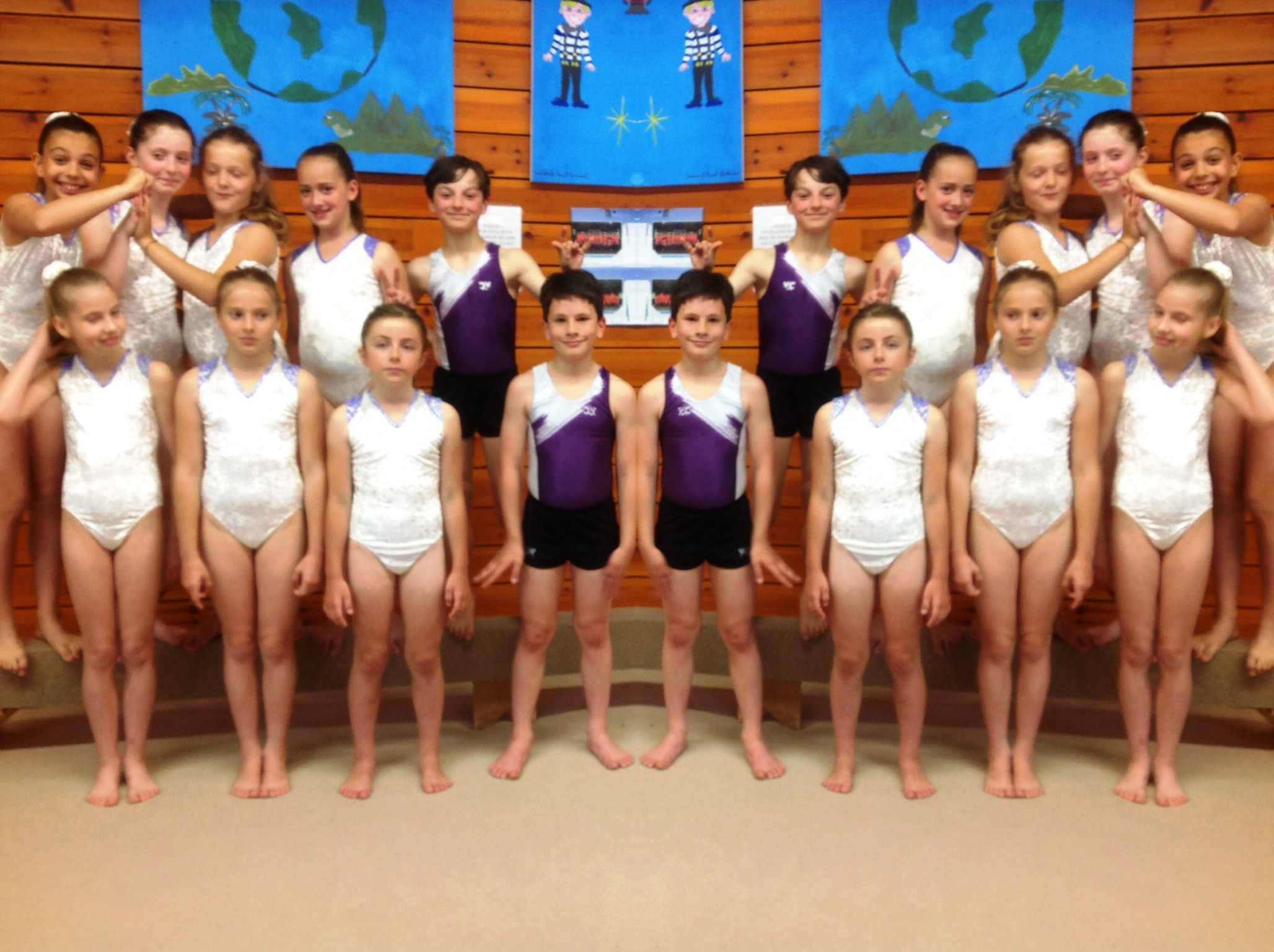 Gymnastique Artistique Masculine - Coupe Savoie à ALBERTVILLE
