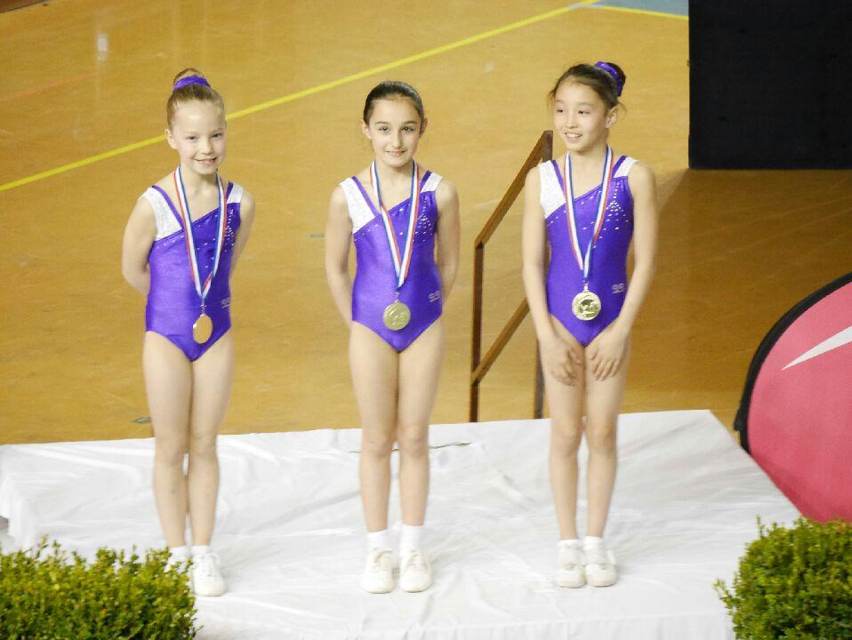 victoire du trio 10/11 ans