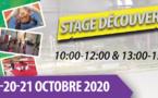 Stage Découverte : Inscription