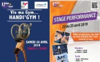 Vis ma Gym... Handi'Gym ! et Stage Performance