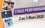 Stage Gym Performance - 2 au 5 Mars 2020