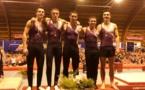 Gymnastique Artistique Masculine - Championnat de France à BOURG EN BRESSE