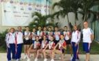 Aérobic - Championnat du Monde à CANCUN