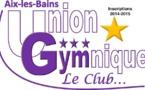 Union Gymnique Aix les Bains