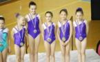 le groupe 10/11 ans en or